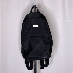NWOT Jimmy Choo Parfums unisex black backpack